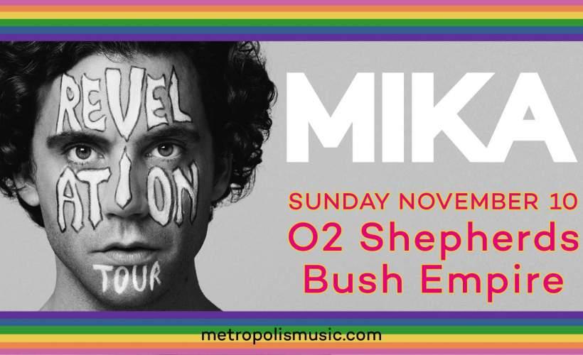 Mika tickets