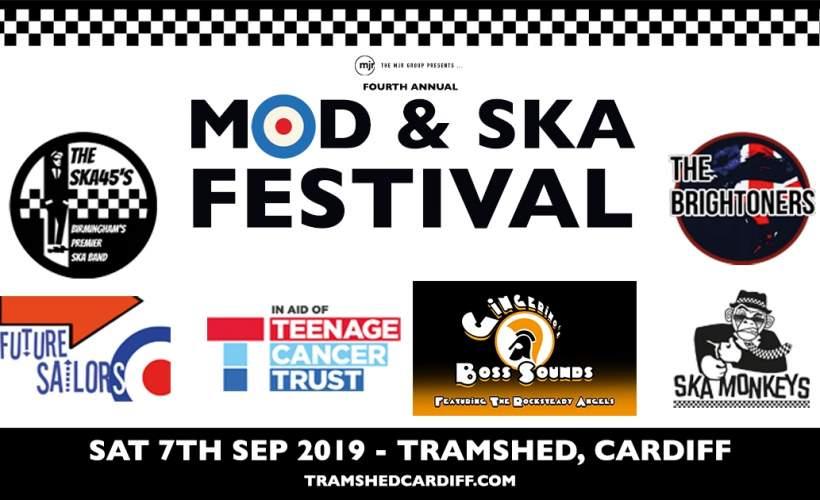 MOD & SKA FESTIVAL  tickets