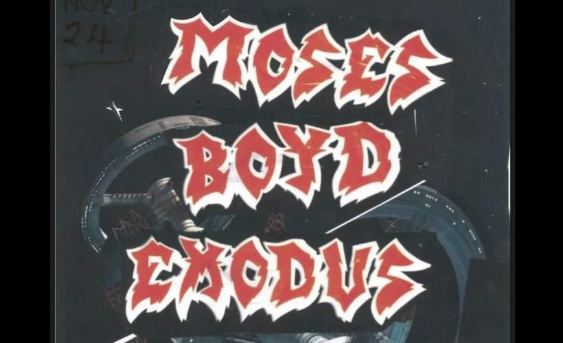 Moses Boyd Exodus tickets