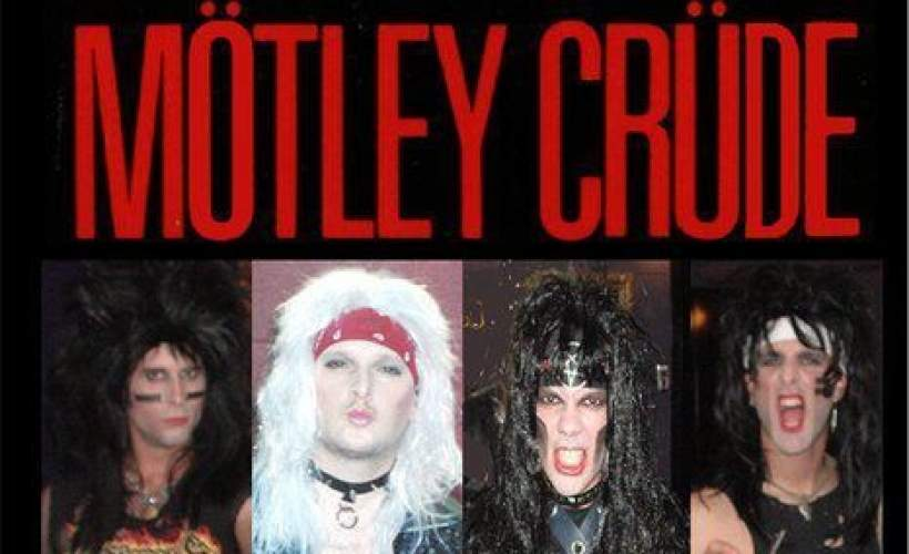 Motley Crude tickets
