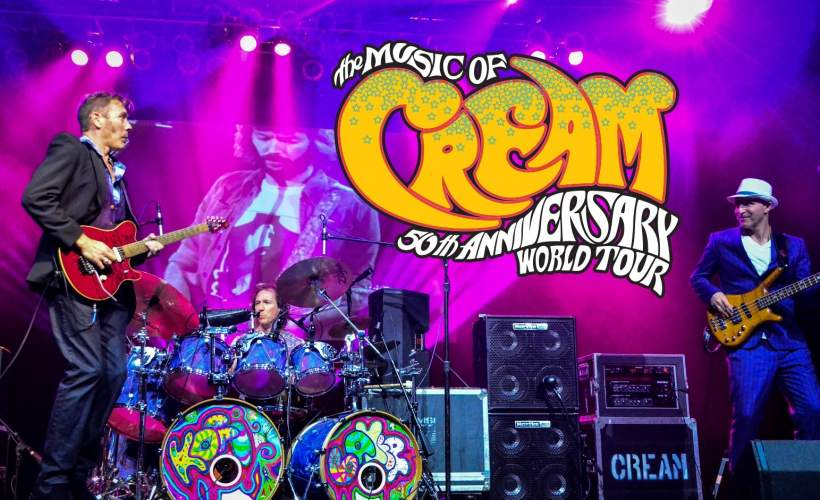 Music of Cream tickets