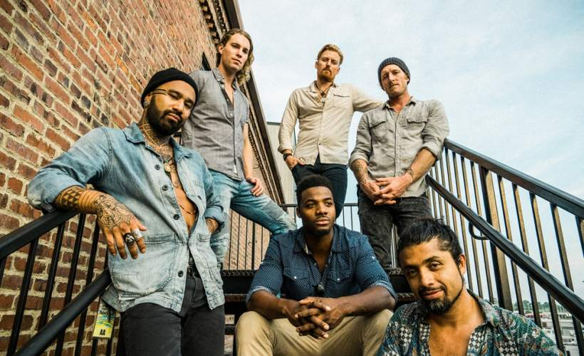 Nahko and Medicine for the People image