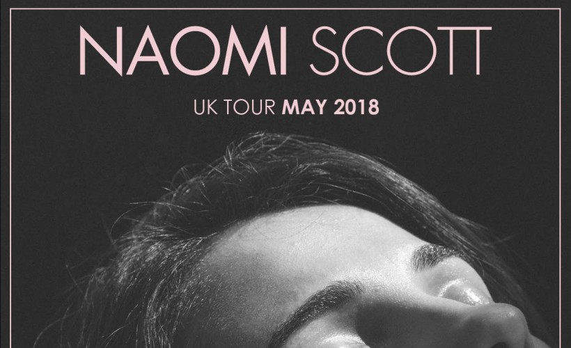 Naomi Scott tickets