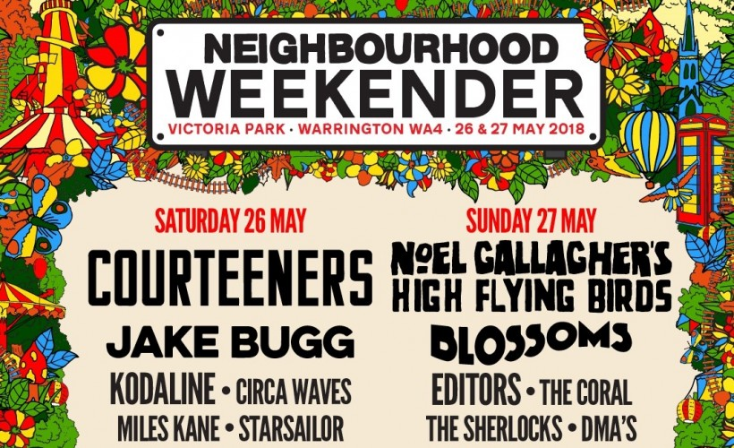 NEIGHBOURHOOD WEEKENDER tickets