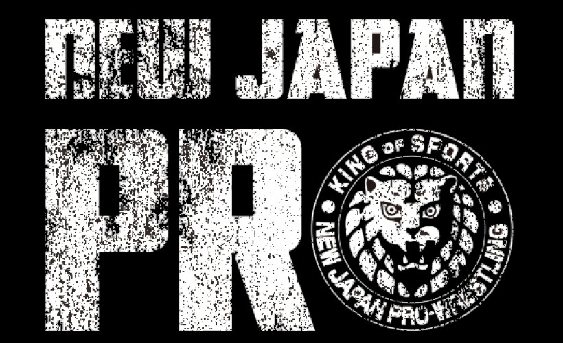 New Japan Pro Wrestling tickets