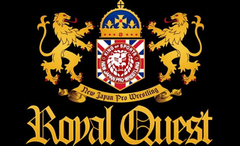 New Japan Pro Wrestling: Royal Quest  tickets