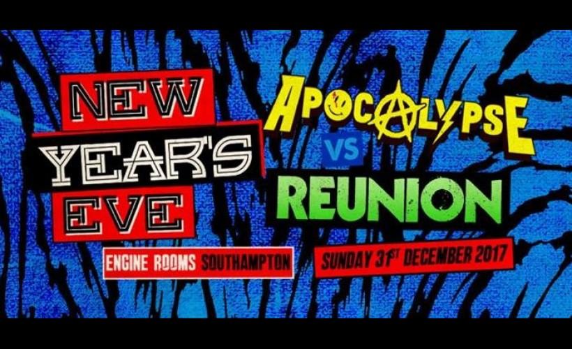 NEW YEAR'S EVE - APOCALYPSE vs REUNION tickets