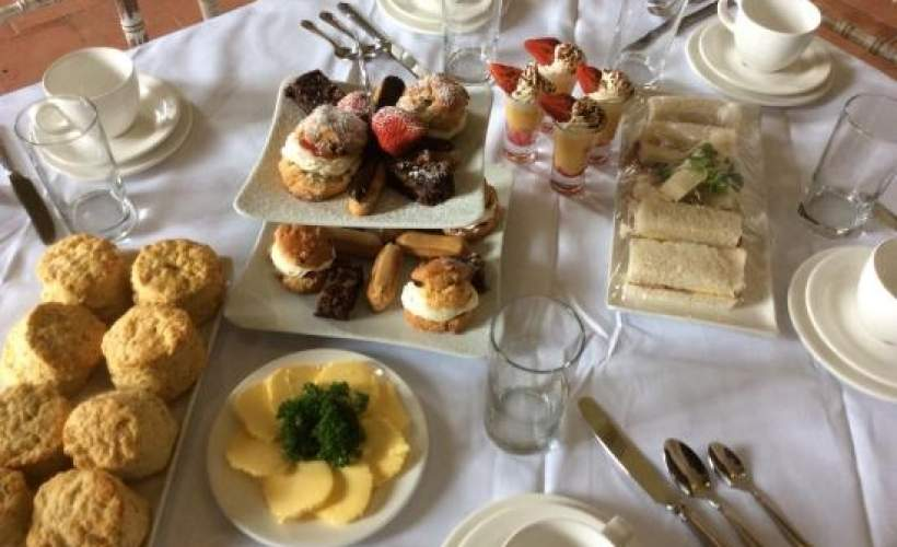 Newstead Abbey Afternoon Tea tickets