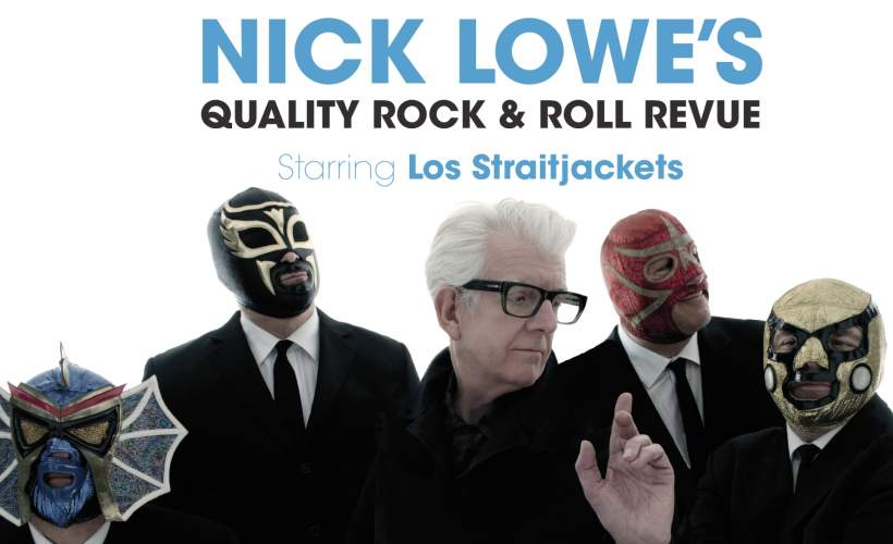 Nick Lowe tickets