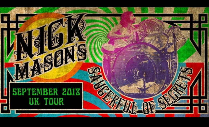 Nick Mason's Saucerful of Secrets tickets