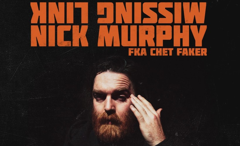 Nick Murphy fka Chet Faker tickets