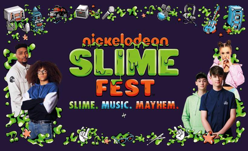 Nickleodeon Slimefest tickets