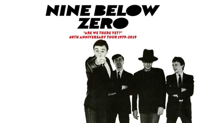 Nine Below Zero tickets