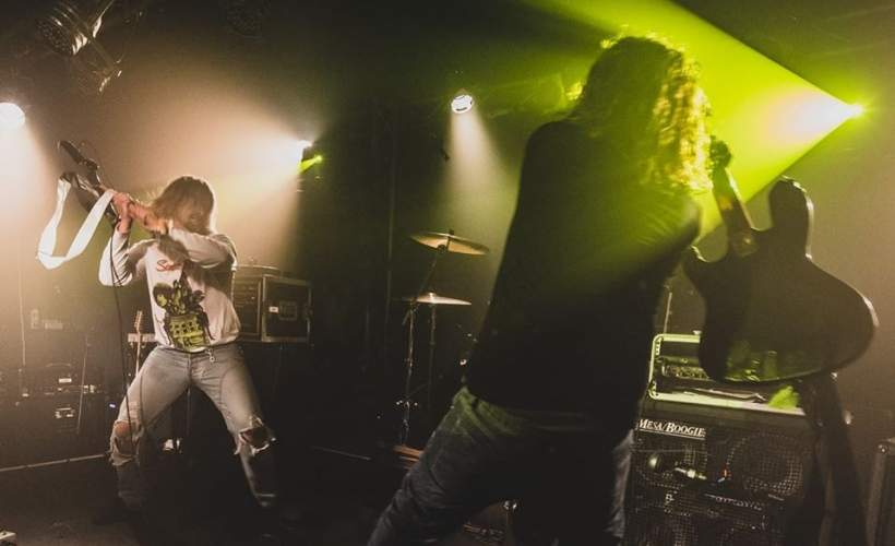 Nirvana UK tickets