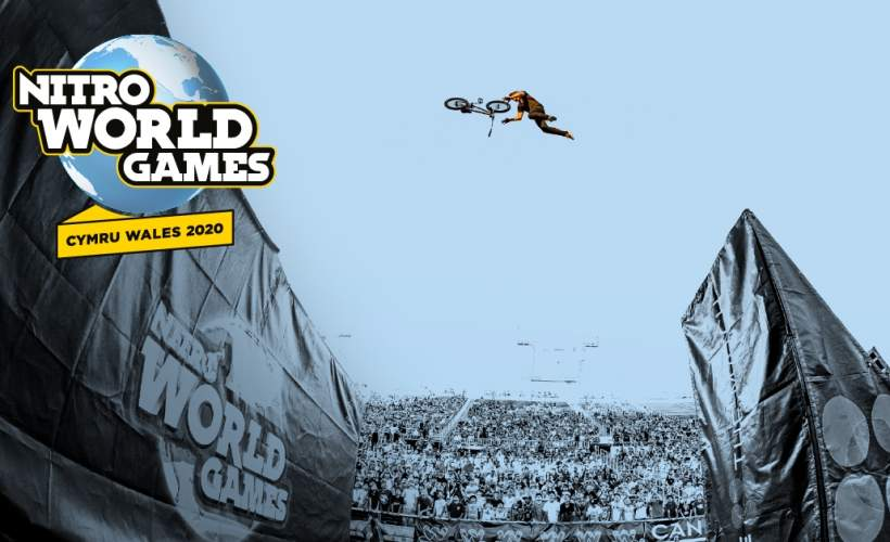 Nitro World Games tickets
