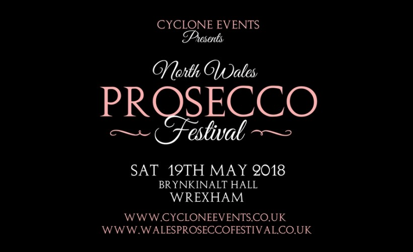 North Wales Prosecco Festival tickets