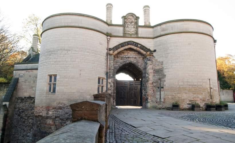 Nottingham Castle Test Event tickets