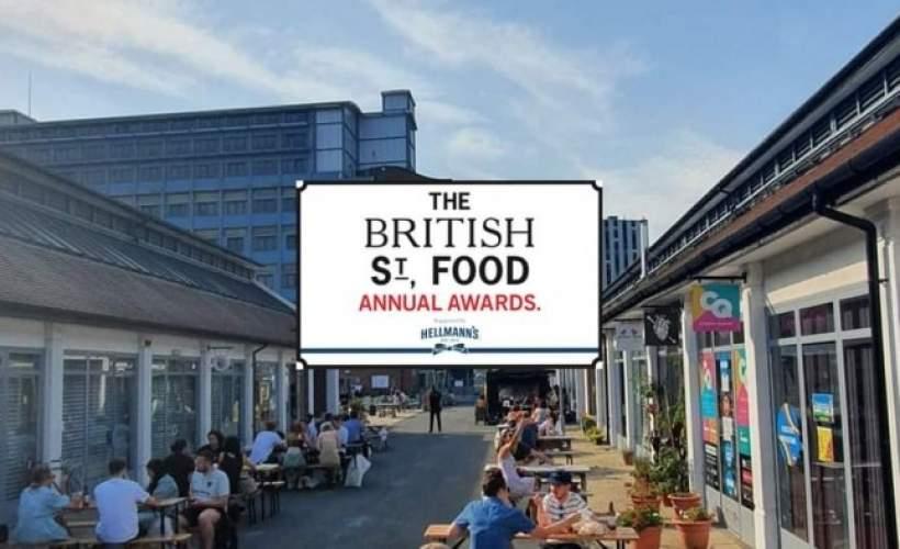 Nottingham Street Food Club tickets