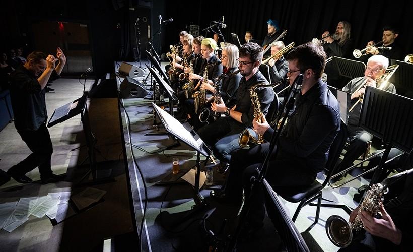 NTU Big Band Live tickets
