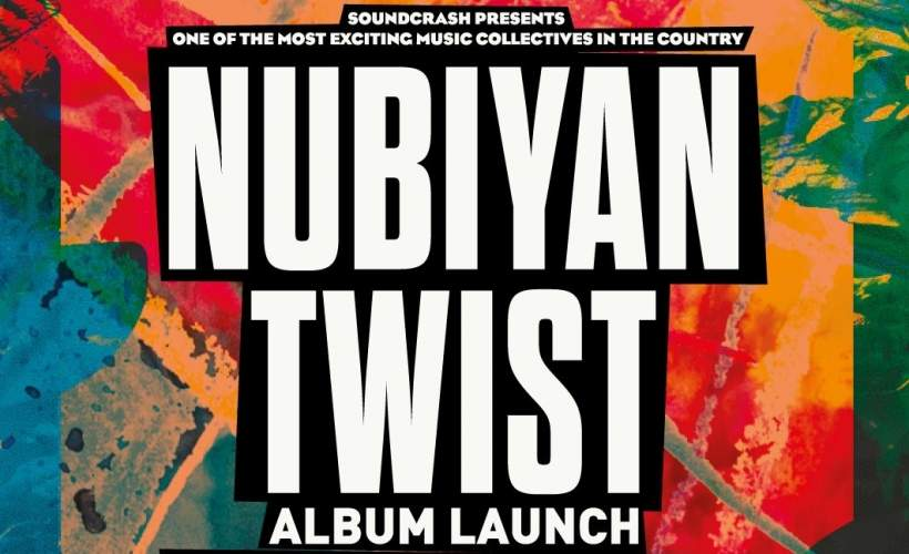 Nubiyan Twist tickets