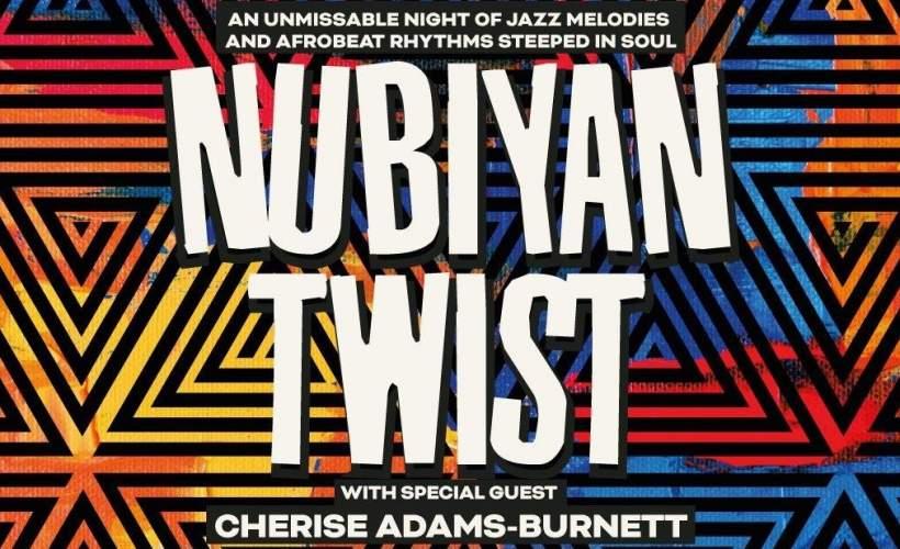 Nubiyan Twist tickets