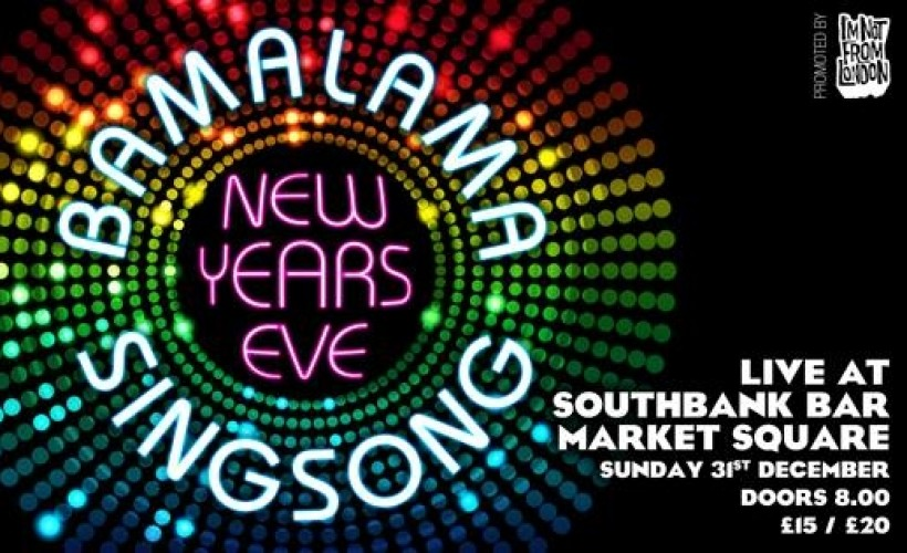 NYE 2017 at Southbank City Bar                 tickets