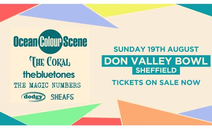 Ocean Colour Scene tickets