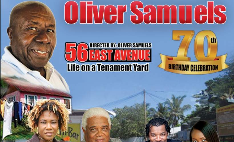 Oliver Samuels  tickets