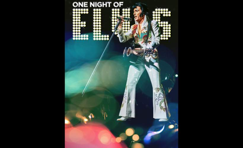 One Night of Elvis starring Lee Memphis King tickets