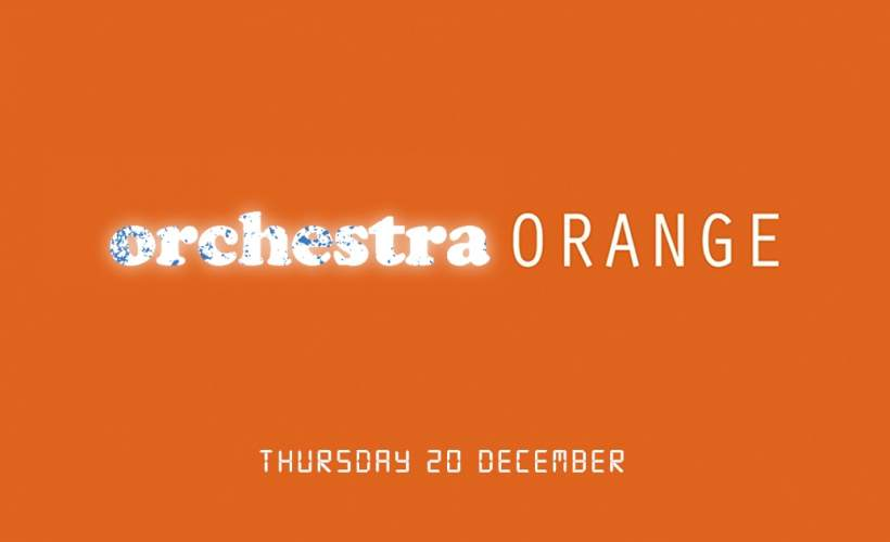 Orchestra Orange: A Live Rendition Of Frank Ocean tickets