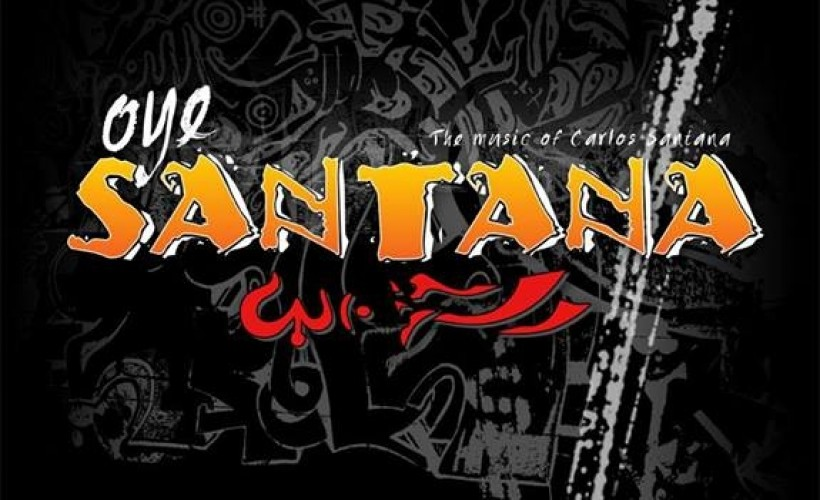 Oye Santana tickets