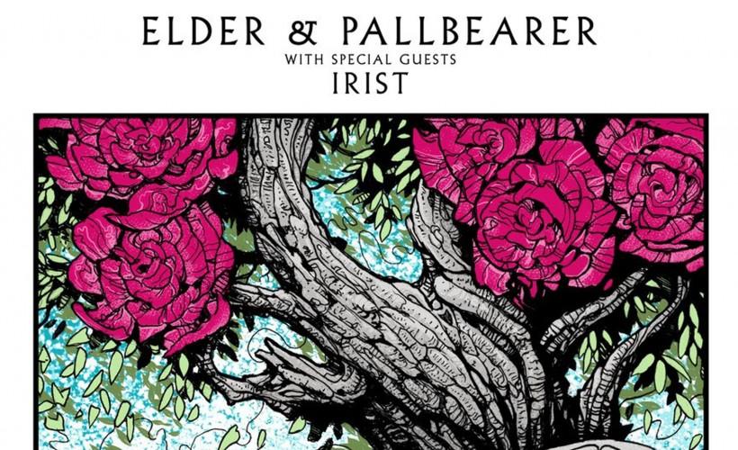 Pallbearer + Elder tickets