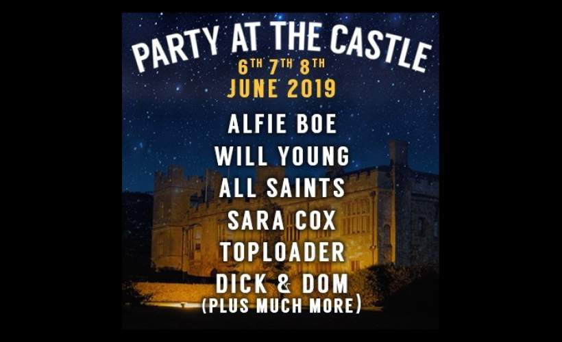 Party at the Castle tickets