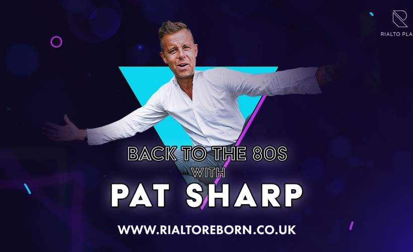 Pat Sharp tickets