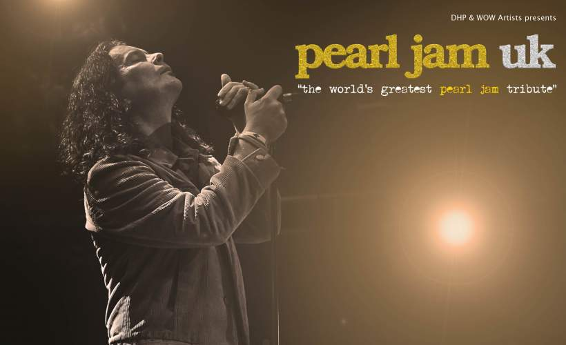Pearl Jam UK tickets