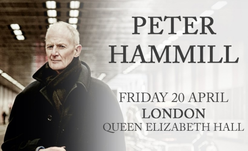 Peter Hammill tickets