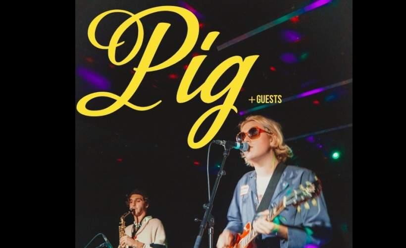 PIG tickets