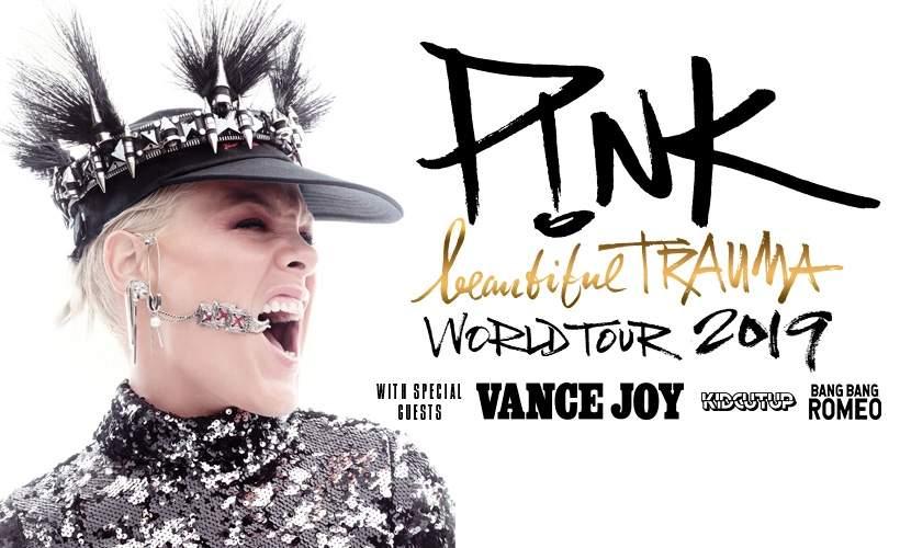 Pink tickets