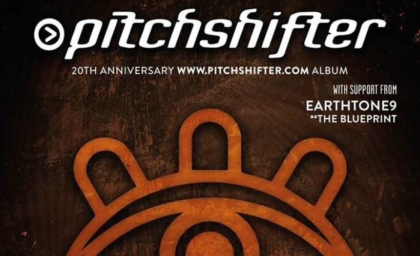 Pitchshifter tickets