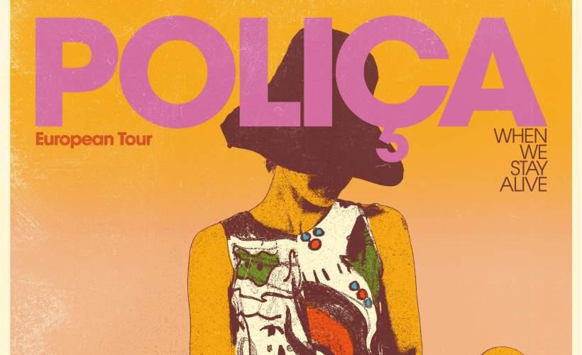 Polica tickets