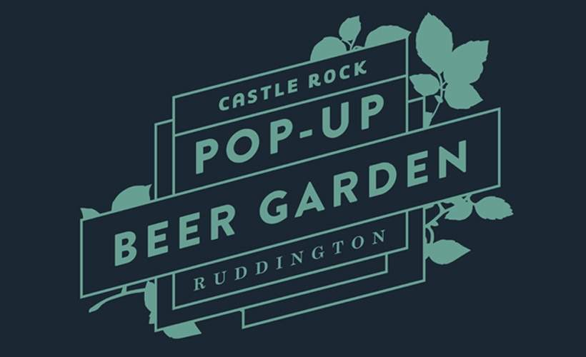Pop Up Beer Garden Ruddington tickets