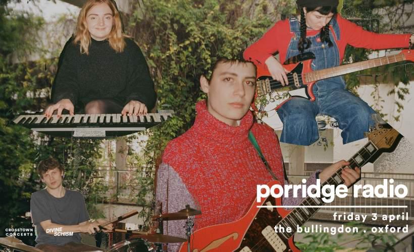 Porridge Radio tickets