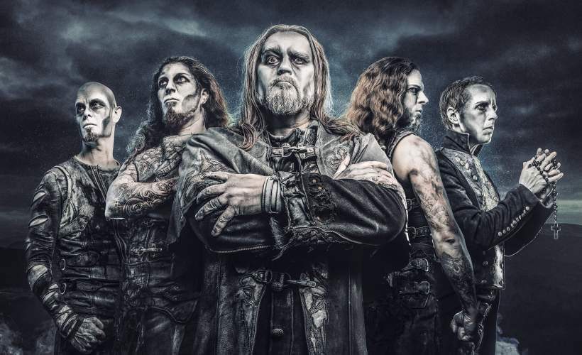 Powerwolf tickets