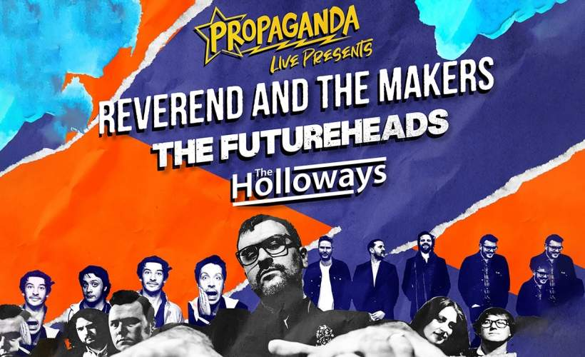 Propaganda Live Tour  tickets