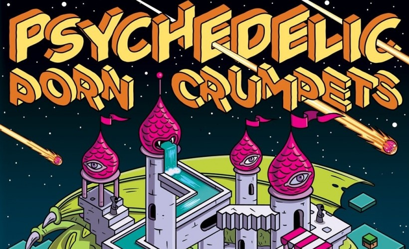 Psychedelic Porn Crumpets tickets