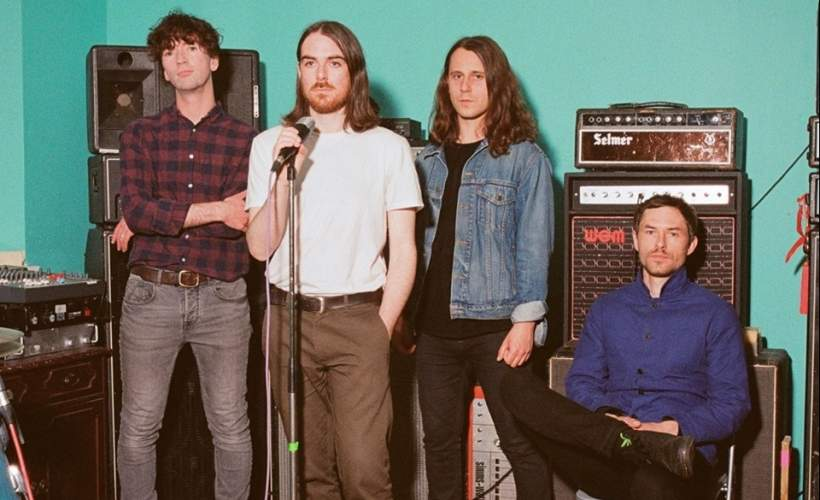 Pulled Apart By Horses tickets