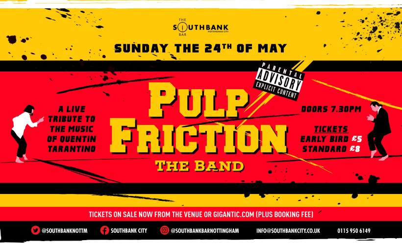 Pulp Friction tickets