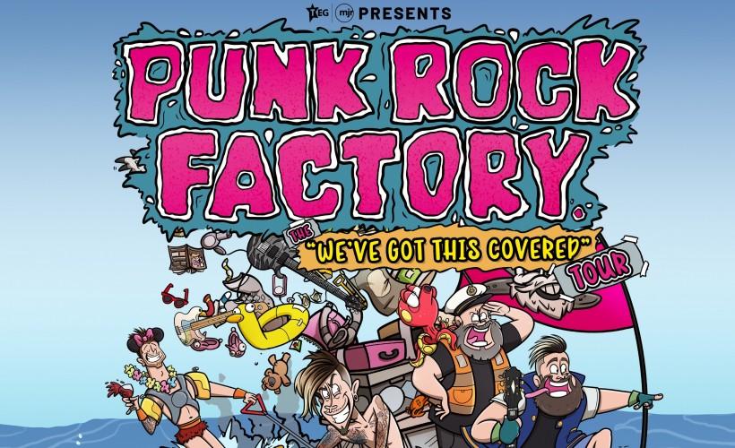 Punk Rock Factory tickets