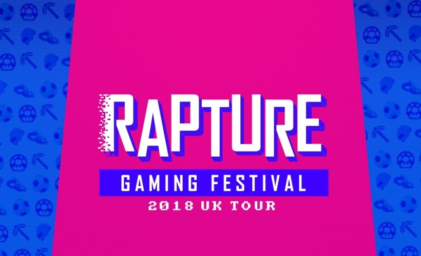 Rapture Gaming Festival tickets