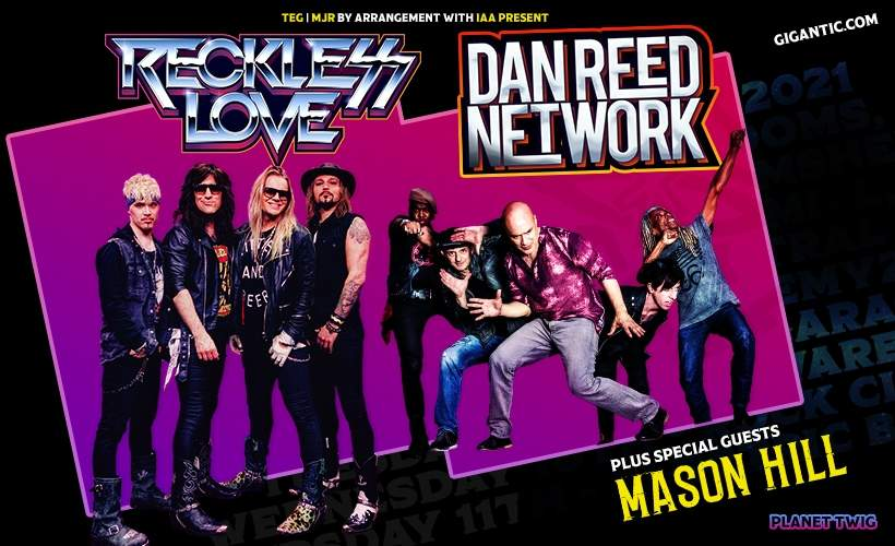 Reckless Love tickets